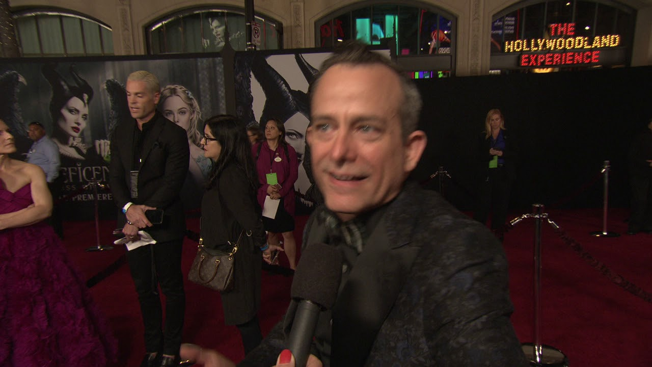 Maleficent Mistress Of Evil Los Angeles World Premiere Itw Geoff Zanelli Official Video