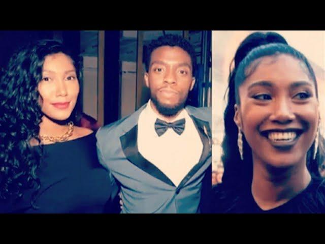 CONGRATS AS Chadwick Boseman\'s Widow Simone Taylor Ledward Shares This News With Us