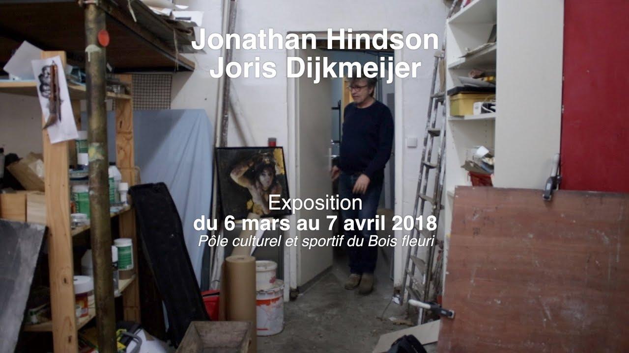 Jonathan Hindson et Joris Dijkmeijer INTW mars 2018