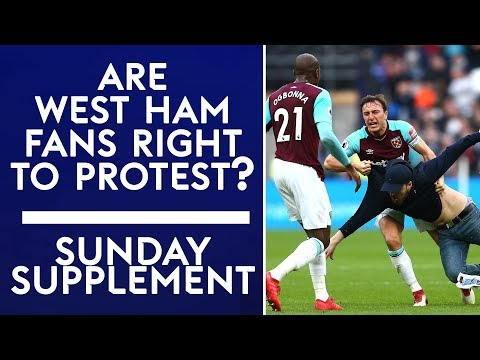 Do West Ham fans have a right to protest? | Sunday Supplement | Full Show