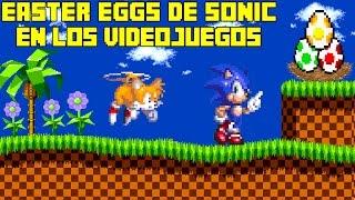 Easter Eggs y Referencias a Sonic en Los Videojuegos - Pepe el Mago