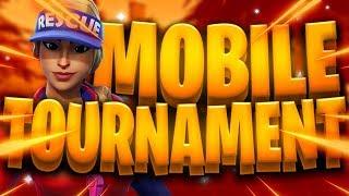 Fortnite Mobile Arena Duos // Fortnite Mobile Live
