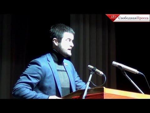 """Роман Тамоев: """"Что могут предложить оппоненты? Словоблудие, ложь, клевета"""""""