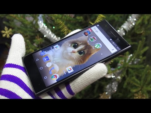 Смартфон senseit e510 black видео обзор