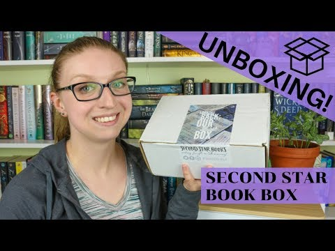 Unboxing | Second Star Book Box | May 2019