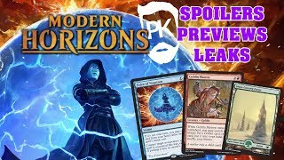 Modern Horizons Spoilers, Previews, Leaks and Predictions - Force of Negation in MODERN!