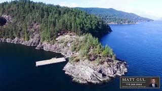 930 Waterfront, Bowen Island, BC | Waterfront Property | Matt Gul | RE/MAX COLLECTION 778.888.8888