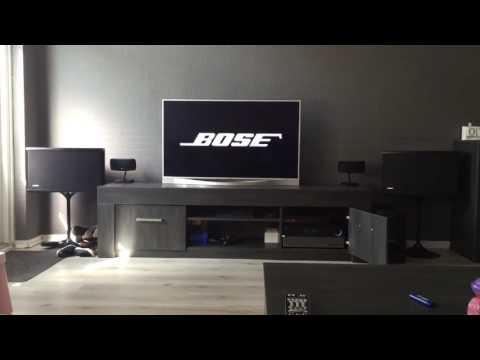 Bose 901 Series Vi (6) Sound Check Long Version