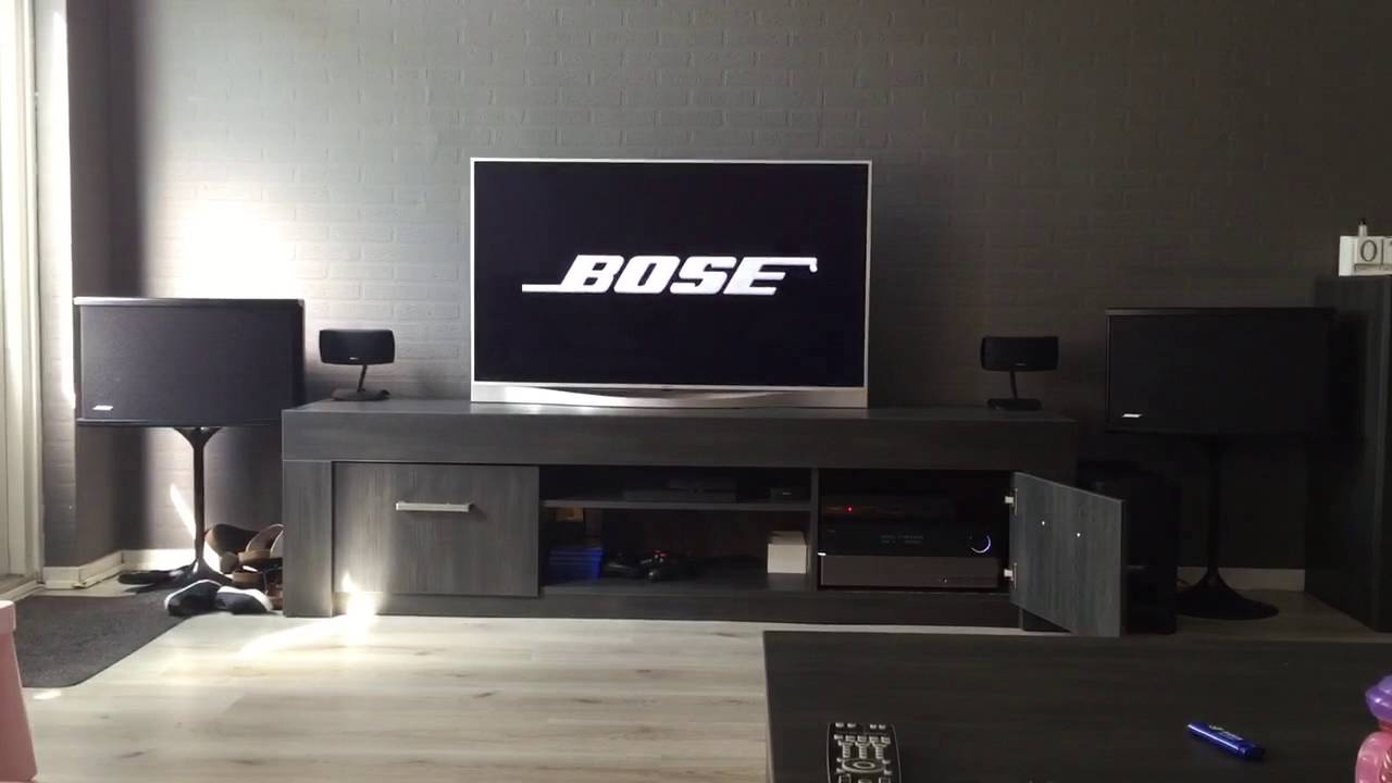 bose 901 series 6 suck