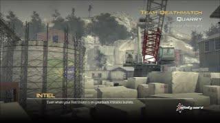 Gameplay em HD de Cod MW2 no Ps3 - mais mensagens de fim de ano