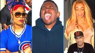 Lisa Raye's Sister Da Brat Wants Smoke With Nicole Murphy + Kenrick Lamar Gives Birth