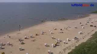 Impressionen vom Sahlenburger Strand
