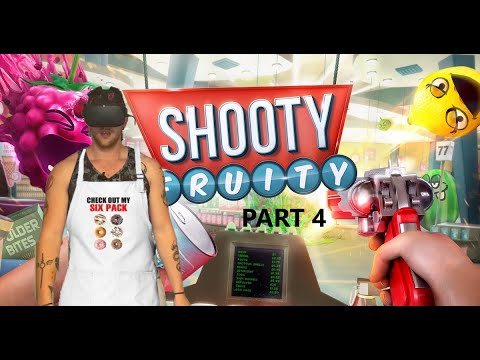 Shooty Fruity Part 4 - BLOWING UP A SMOOTHIE |