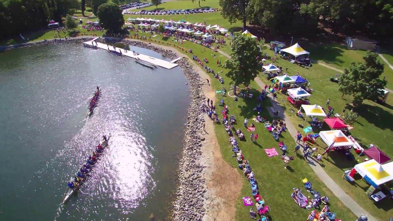 2016 children 39 s hospital dragon boat festival chickamauga for Lake chickamauga fishing map