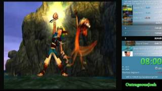 Jak and Daxter Orbless Speedrun in 1:05:00 (Part 1)