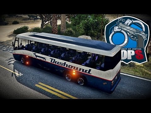 DOJ #75 [CIV] | BUS JACKED | GTA 5 Roleplay