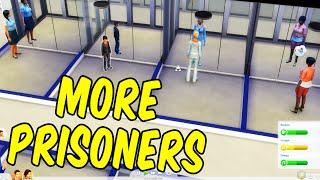 More Prisoners! - Torture Basement #2 (Sims 4)