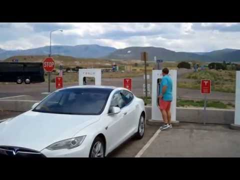 Tesla SuperCharger Survey: Nephi, UT~ Richfield, UT~ Beaver, UT