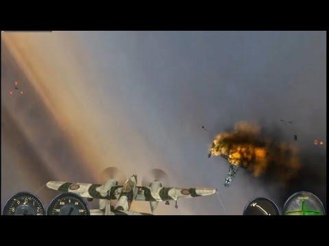 Combat Wings: Battle Of Britain Gameplay