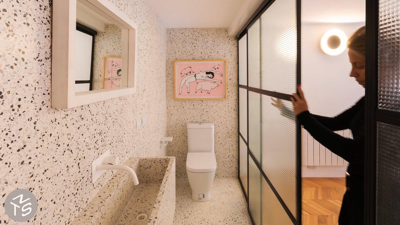 NEVER TOO SMALL 44sqm/474sqft small apartment design - Studio Seguí