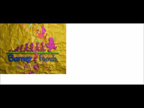 Barney's Sing Along Songs Cd Part 2