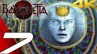 BAYONETTA - Gameplay Walkthrough Part 7 - Temperantia Boss Fight & Route 666 [4K 60FPS]