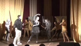 """№19 театрально-танцевальная постановка """"Ночь в театре"""" Гала концерт"""