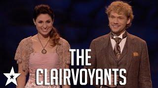 The Clairvoyants Auditions &amp Performances  America&#39s Got Talent 2016 Finalist #HD