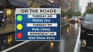 Philadelphia Weather: Tracking Rain, Warmth And Wind