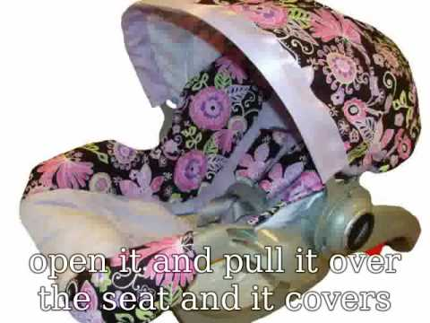 Graco Infant Car Seat Replacement Covers