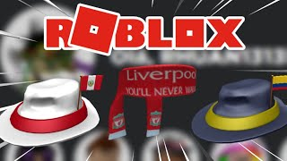 LEFT ONE MORE INTERNATIONAL FEDORA!! LIVERPOOL SCARF IS COMING UP. Rhuanzinhu (Roblox)