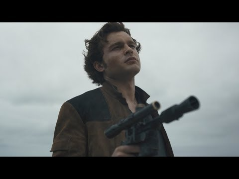 Solo A Star Wars Story / Han Shoots First Scene