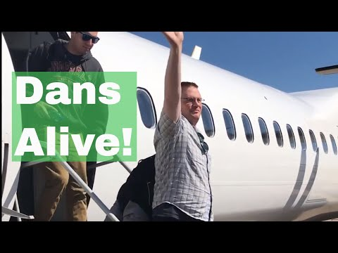Longest Plane Ride Ever! (Episode 1, Part 2) Arriving in Africa