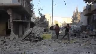 إدانة أمريكية ألمانية لضربات روسيا ونظام الأسد الوحشية على حلب