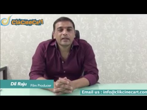 Dil Raju Wants Aspiring Actors to Join ClikCineCraft.com by Jagapathi Babu