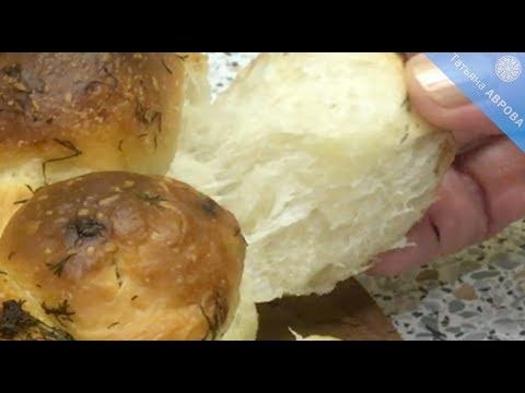 Обезьяний хлеб с чесноком на закваске. Невероятно вкусная выпечка