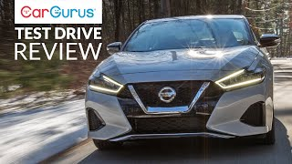 2019 Nissan Maxima | CarGurus Test Drive Review