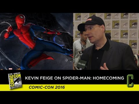 Kevin Feige Says 'Spider-Man' Sequels Could Follow the 'Harry Potter' Format
