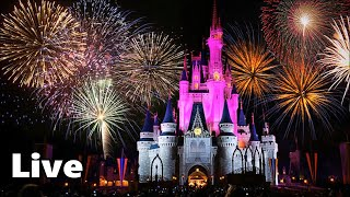 Magic Kingdom Live Stream - 1-19-18 - Walt Disney World