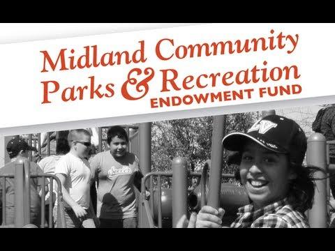 Midland Community Parks & Recreation Endowment Fund Spot 02