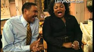 """""""The Parkers"""" - Behind the Scenes with Larry Pickett"""