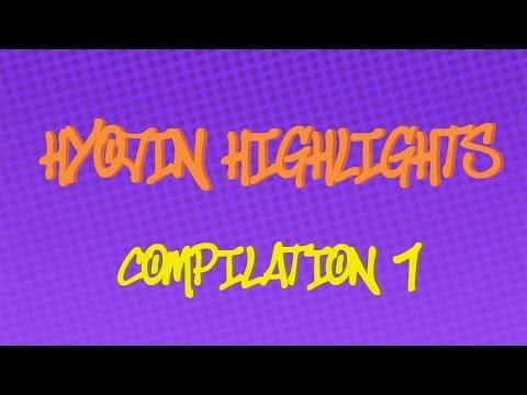 Hyojin Highlights Compilation #1
