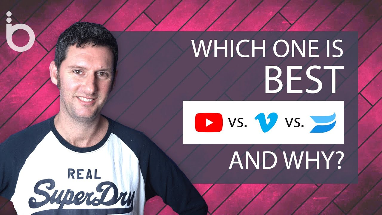 Youtube vs  Vimeo vs  Wistia (2018)