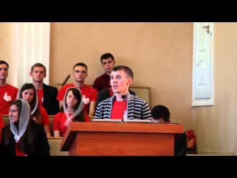 Що для мене табірне служіння - Нестерчук Юра + Бояр Рома