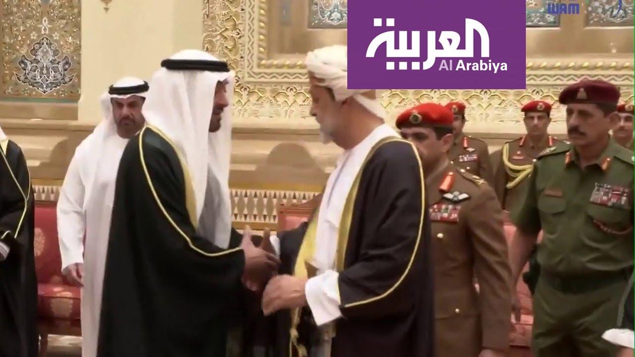 تفاعلكم فيديو يكشف كذب الاخوان حول لقاء السلطان هيثم بن طارق والشيخ محمد بن زايد Youtube