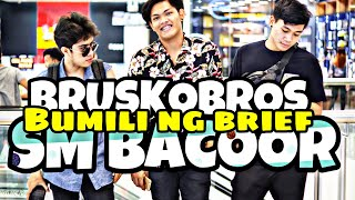 BRUSKOBROS SM Bacoor (BUMILLI BRIEF)