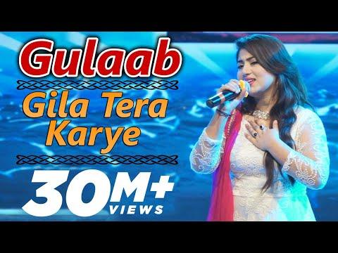 Gila Tera Karye | Gulaab | Star Plus Award Show | Vicky Babu Production
