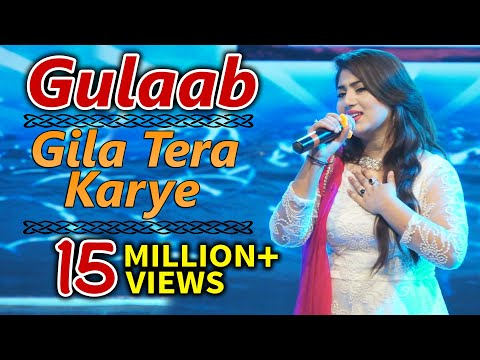Gila Tera Karye | Gulaab | Star Plus Award Show | Vicky Babu Production