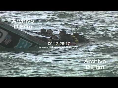 DiFilm - Campeonato de offshore en Key Biscayne 1995