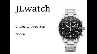 4534add4291a77 시티즌 에코드라이브 Citizen CA0690-88E 요청리뷰 입니다 watch review ...